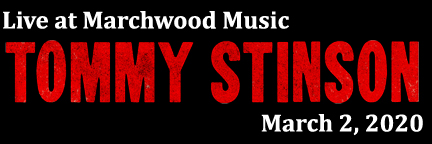 Tommy Stinson Live at Marchwood Music